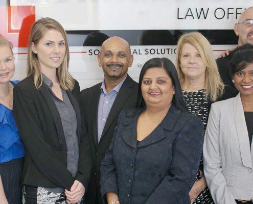 CLO Lawyer team
