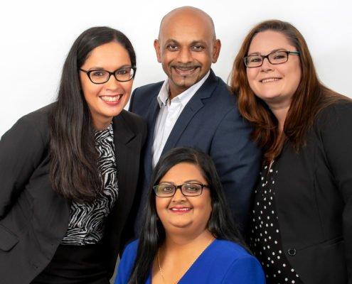 Cornerstone Law Offices Gold Coast Team