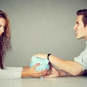 Property settlement in Divorce and family law.